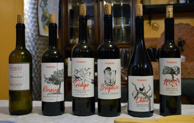 Cantina Damoli: genuinità in Valpolicella