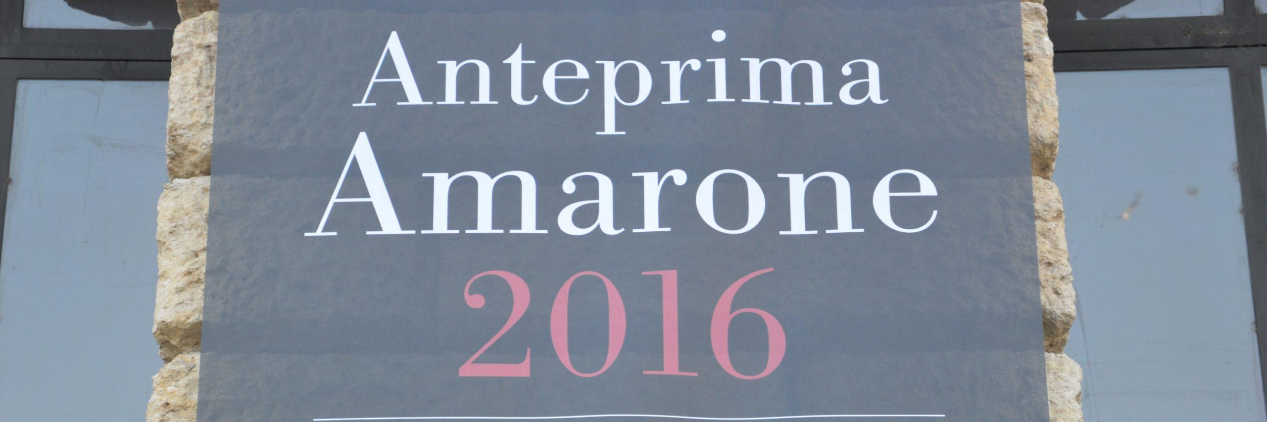 Anteprima Amarone 2016: L'eleganza del re