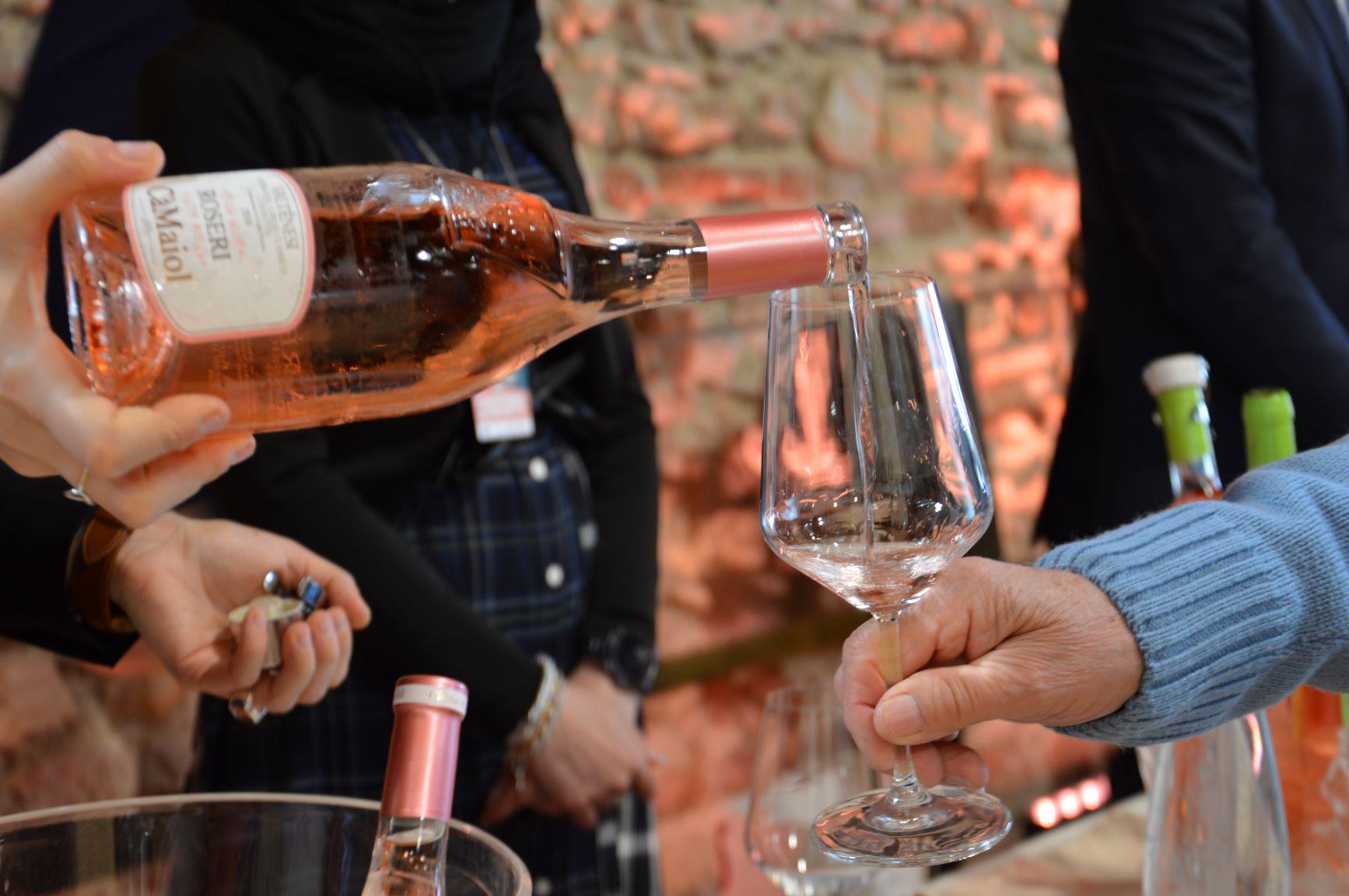 Bevi rosa, bevi Chiaretto!