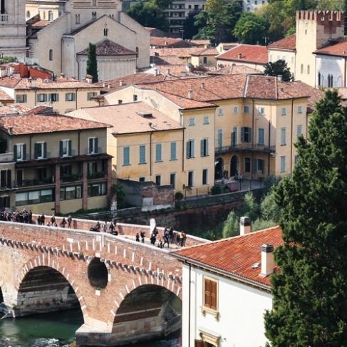 Walk and taste Verona