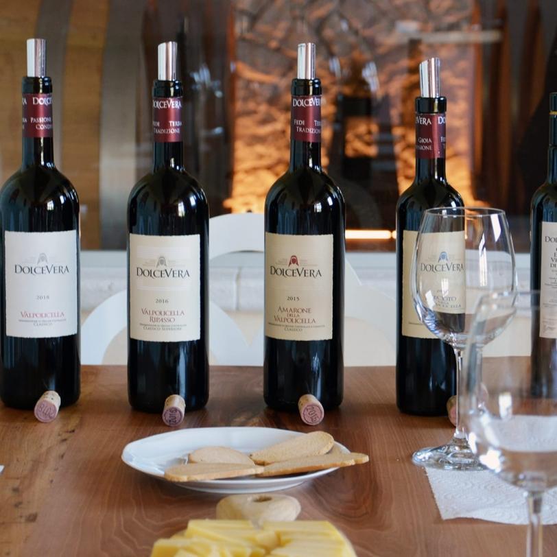 Three Amarone wineries