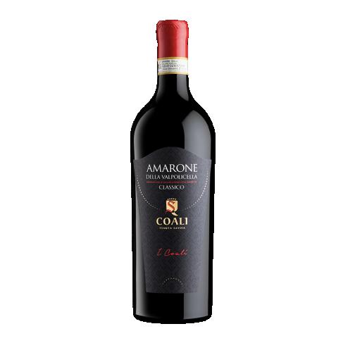 """Amarone della Valpolicella Classico """"i Coali"""" 2014 DOCG"""