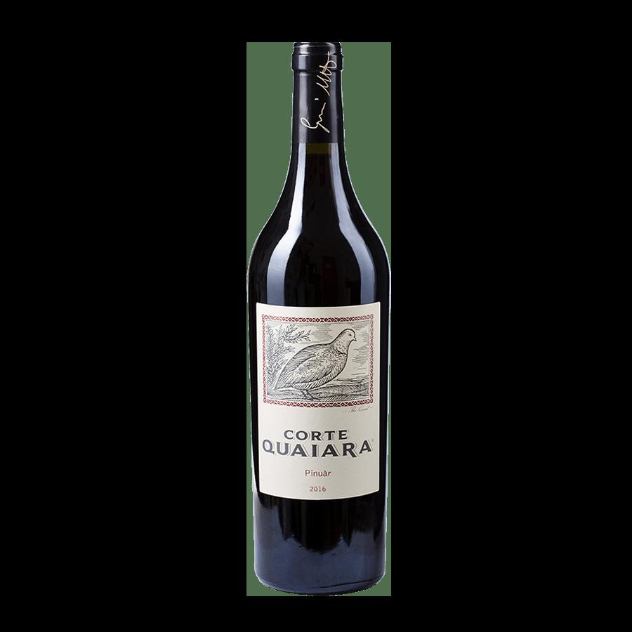 Pinot Nero Pinuàr 2016 Corte Quaiara