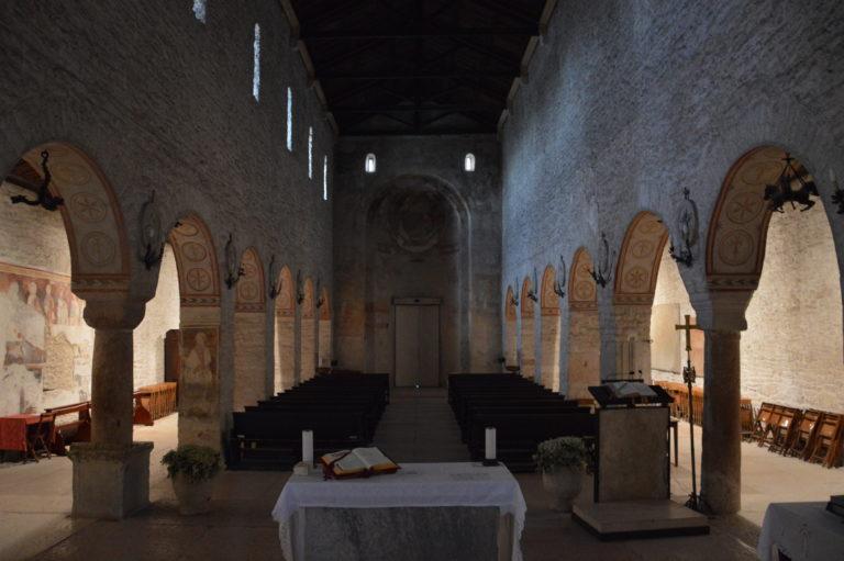 San Giorgio Valpolicella chiesa interno