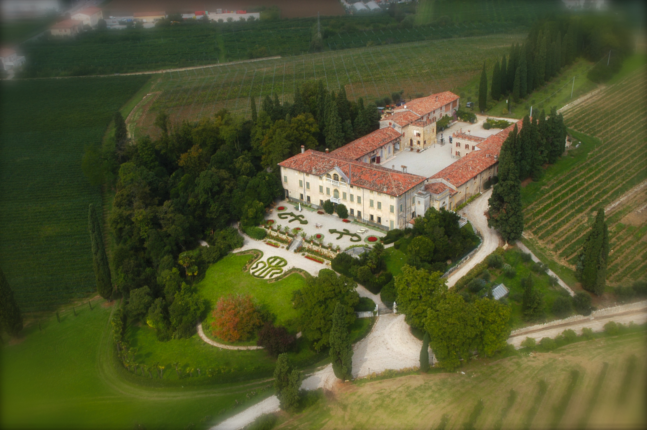 Marchesi Fumanelli: an estate with centuries of history