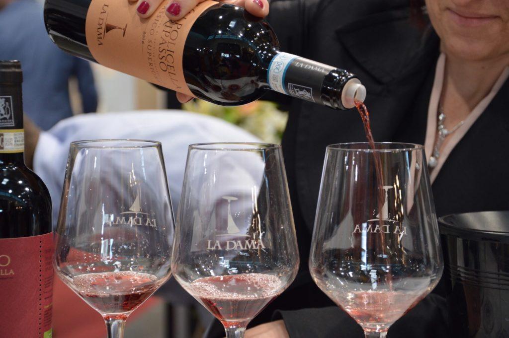 La Dama wines Vinitaly