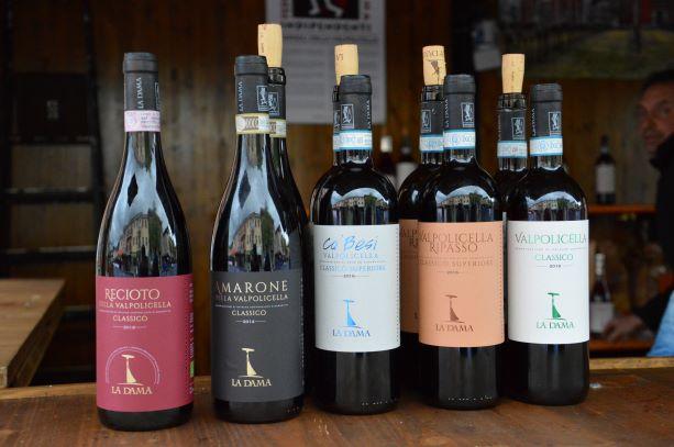 Valpolicella's wines