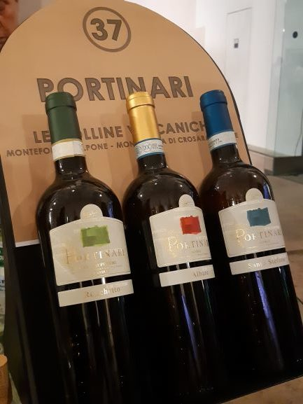 Portinari winery's Soave selection