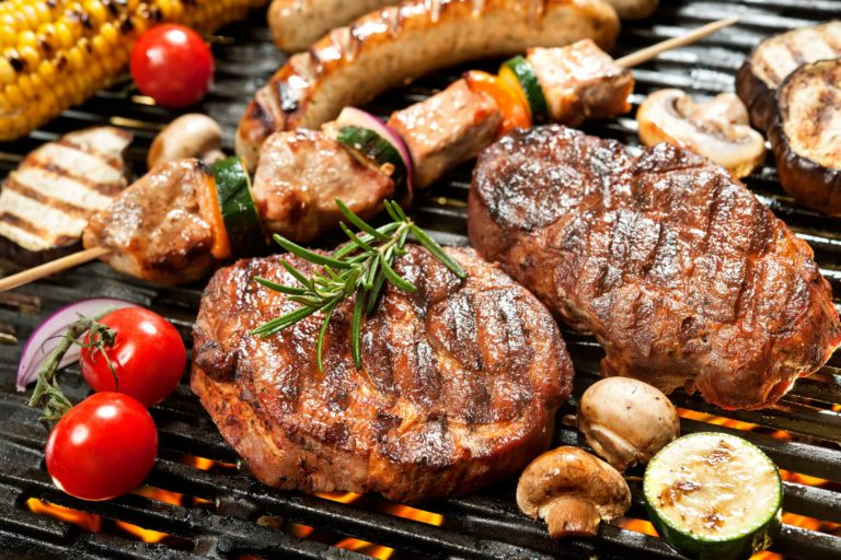 Grilled meat and Ripasso are the most common match