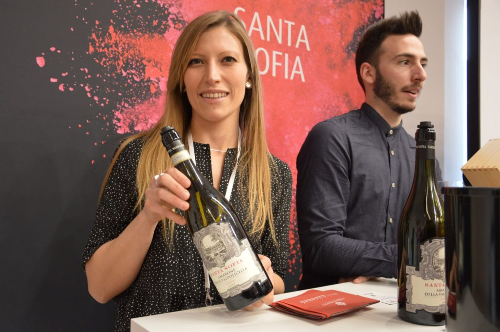 Producers showing their wines at Anteprima Amarone 2016
