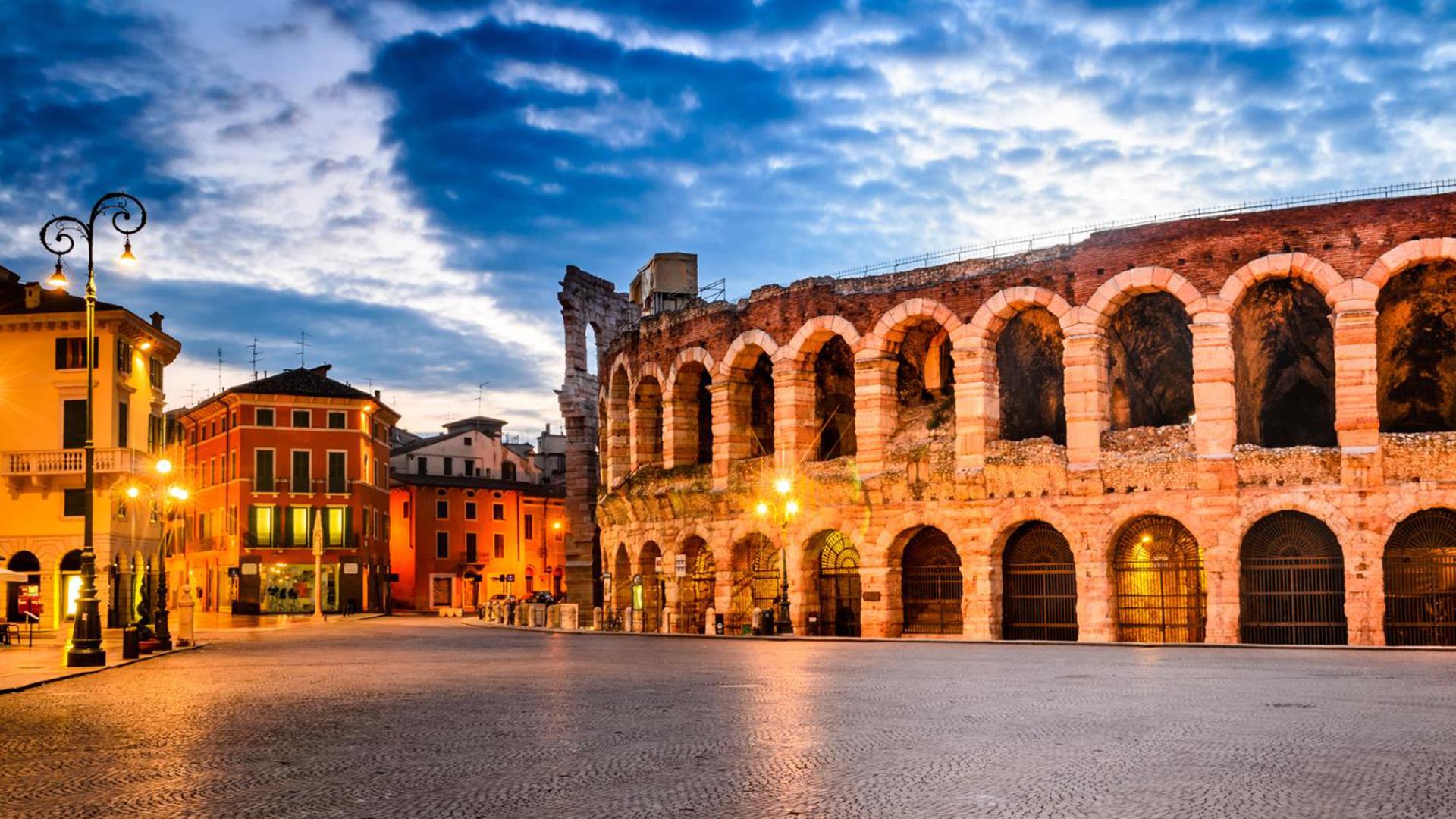 Fuga a Verona